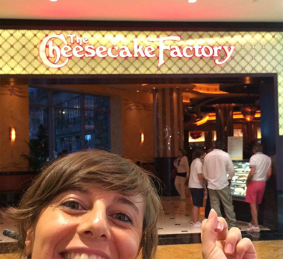cheescake Factory