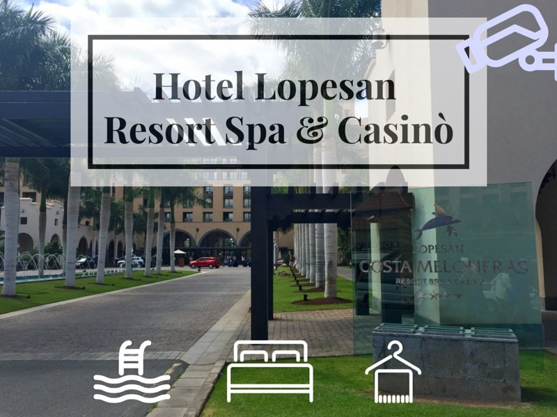 Where to stay in Gran Canaria? At Lopesan Costa Meloneras Resort