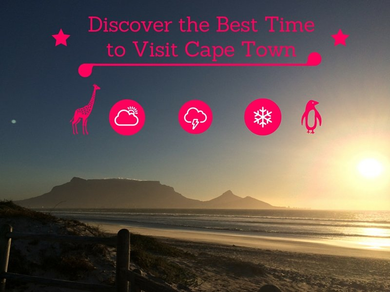 Discover the Best Time to Visit Cape Town