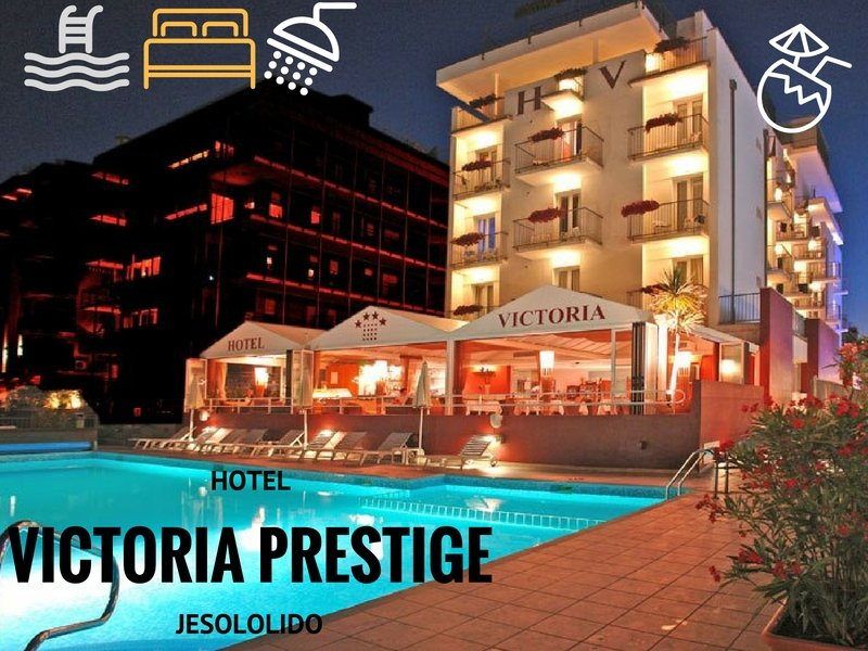 Hotel Victoria Frontemare, your choice for Jesolo Lido