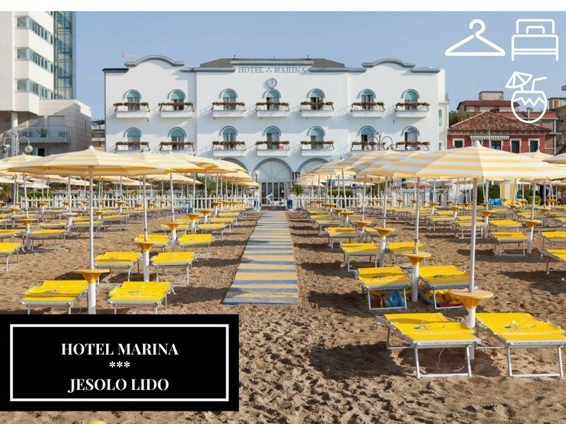 Hotel Marina, a good choice if you love the sea!