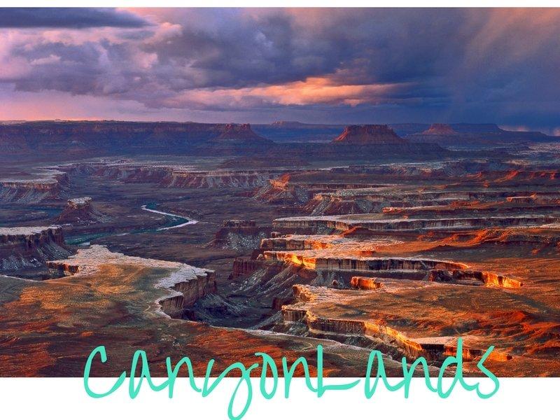 La Valle dei Canyon